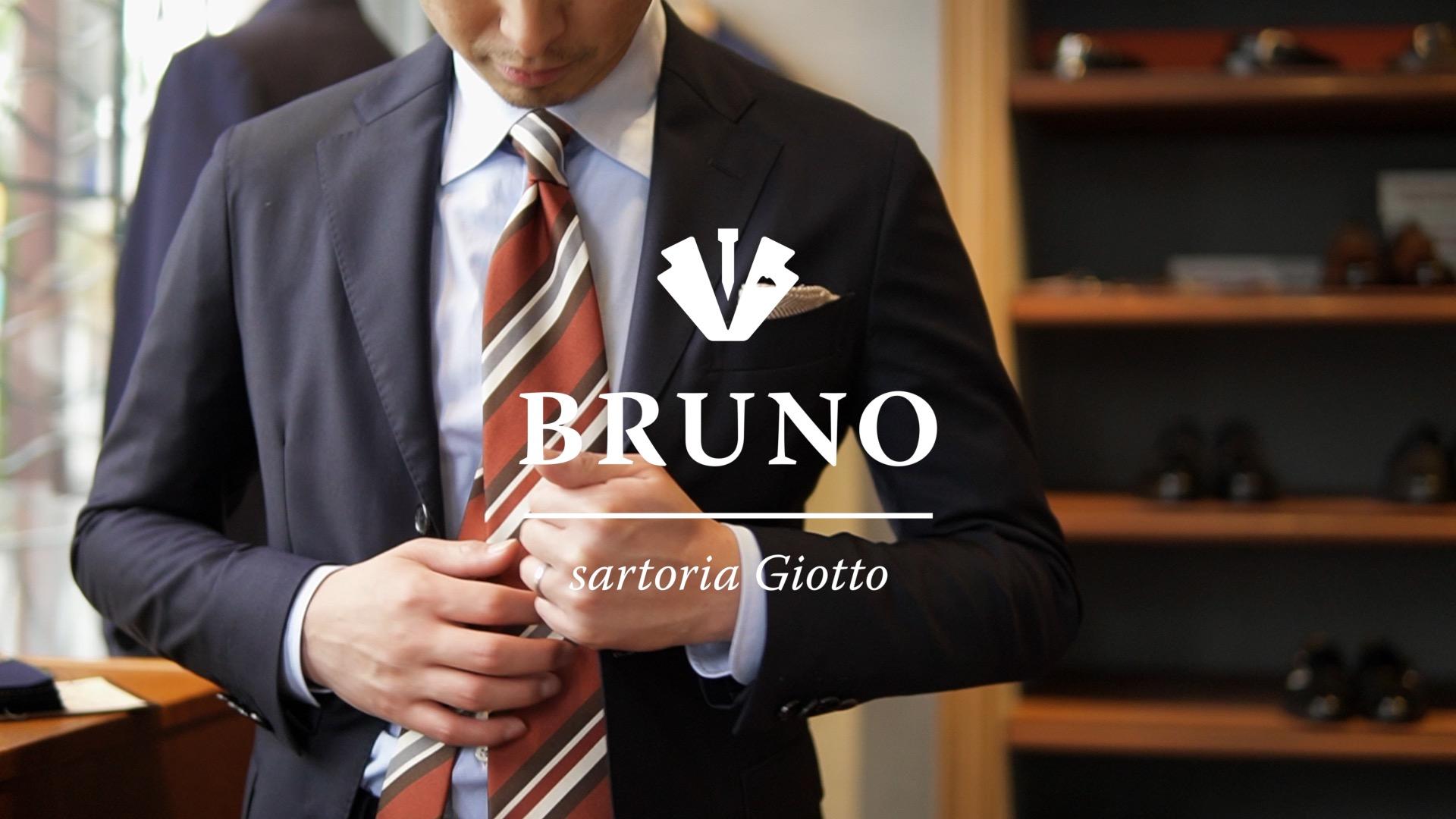 【撮影実績】BRUNO静岡オーダースーツショップ 株式会社ジオットさま